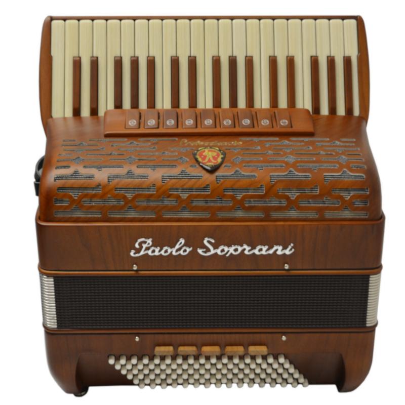 Paolo Soprani  Folk IV Piano Accordion