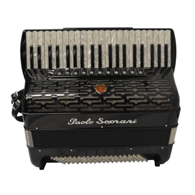 Paolo Soprani Professionale 120 Bass Piano accordion