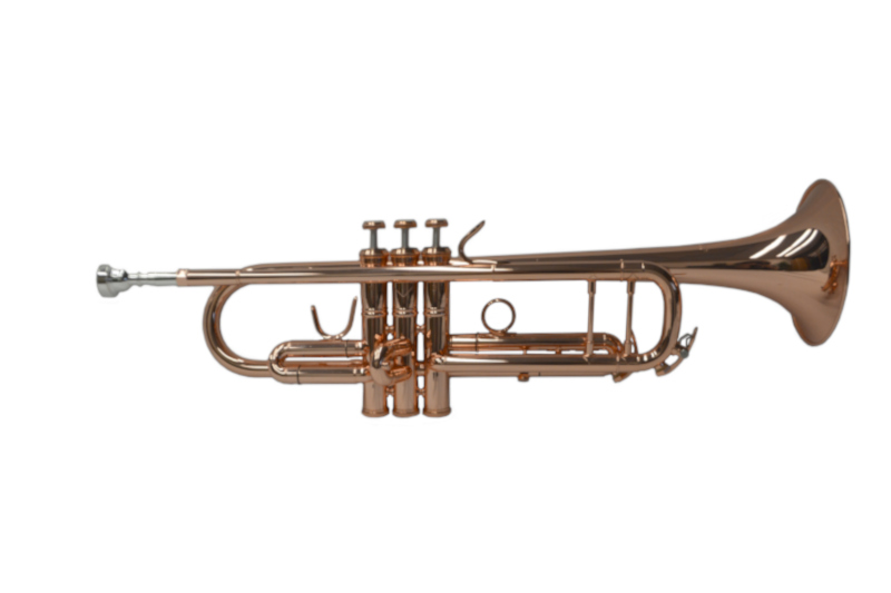 Schiller American Heritage 78 Trumpet - Copper Plated