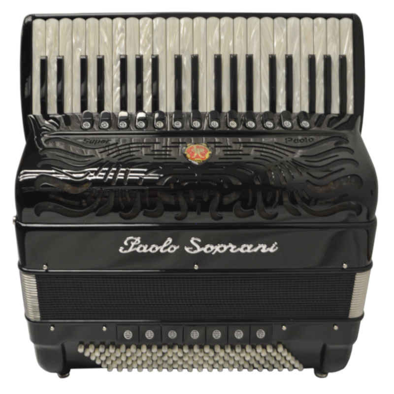 Super Paolo 120 Bass Accordion