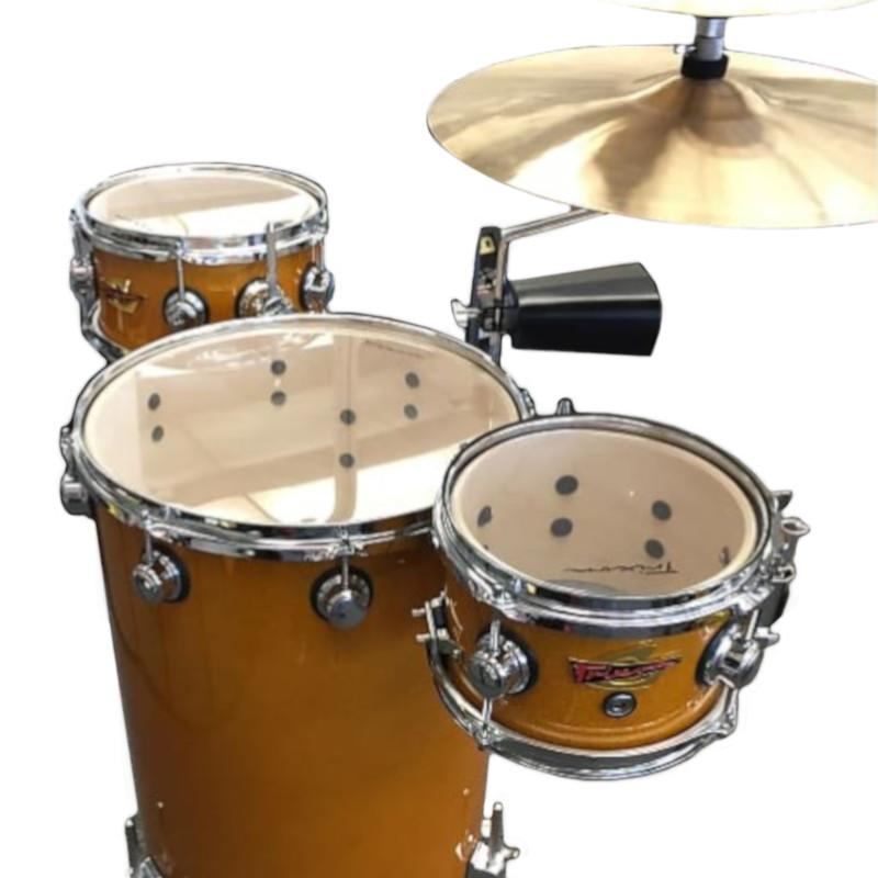 Trixon Elite Cocktail Drumset - Amber Sparkle