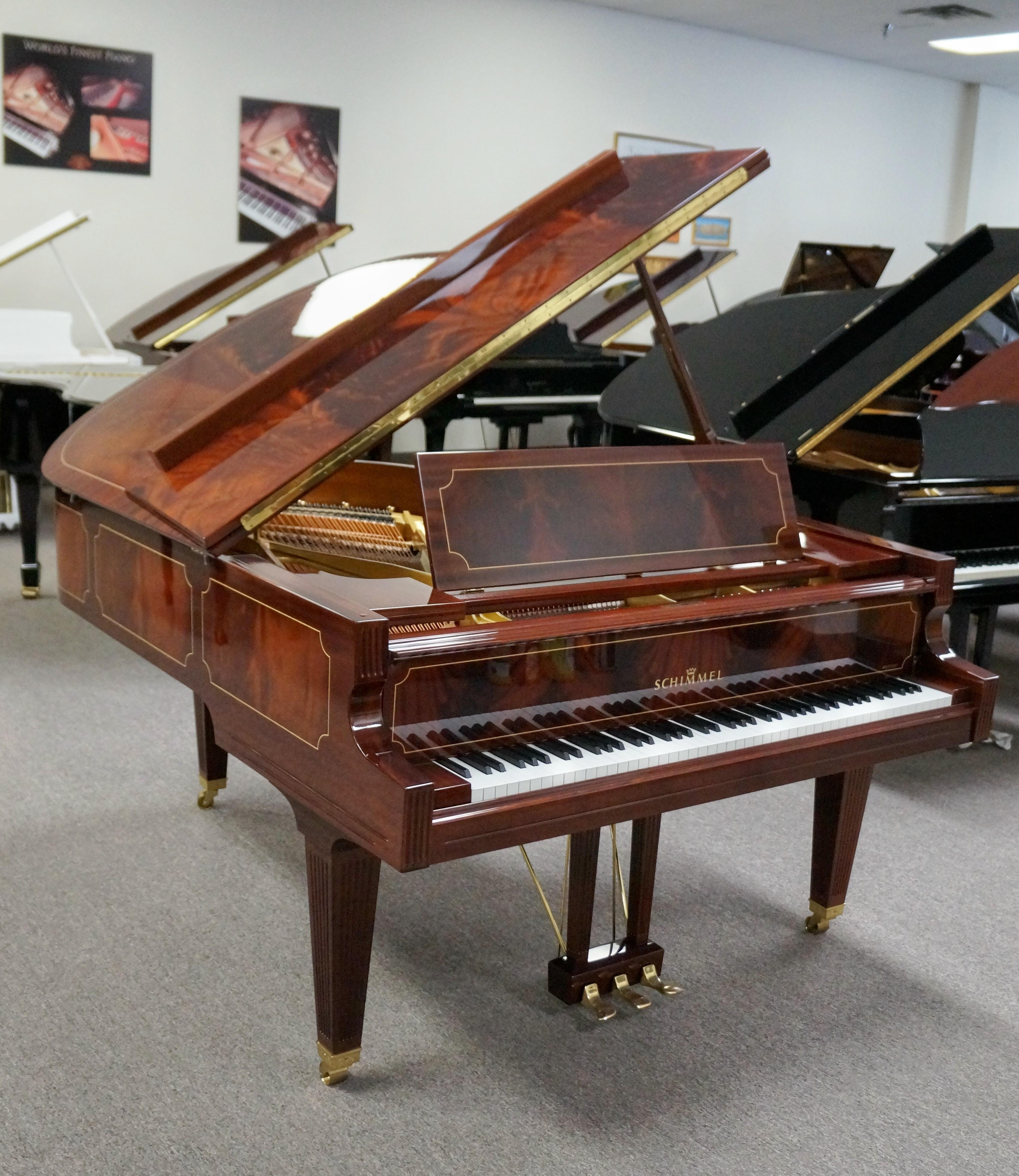 Schimmel Empire Grand Piano