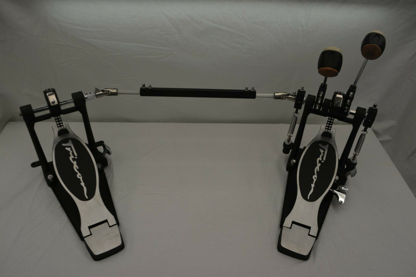 Trixon King Series Double Bass Pedal - Black