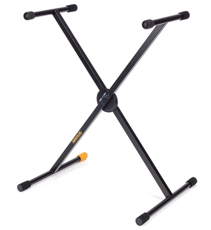 Hercules EZ-Lok Single X-Keyboard Stand