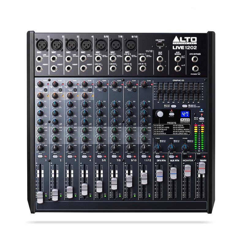 Alto Professional Live 1202 Mixer