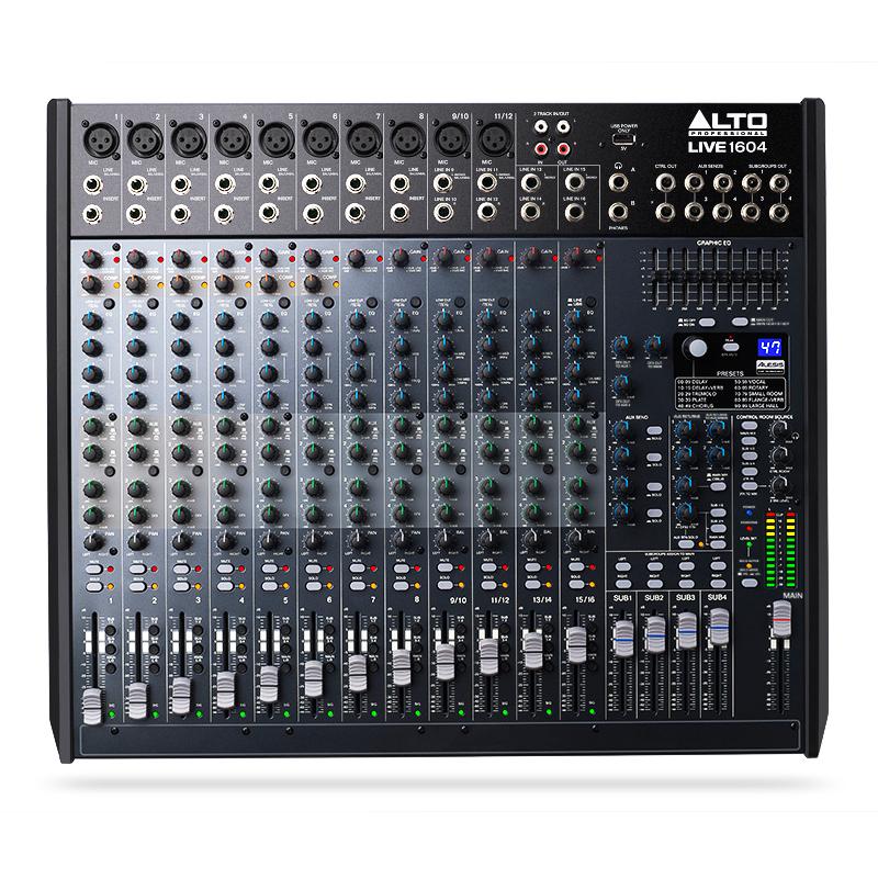 Alto Professional Live 1604 Mixer
