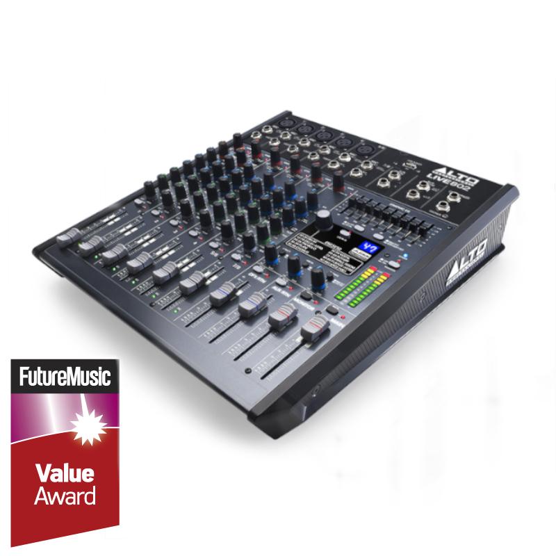 Alto Professional Live 802 Mixer