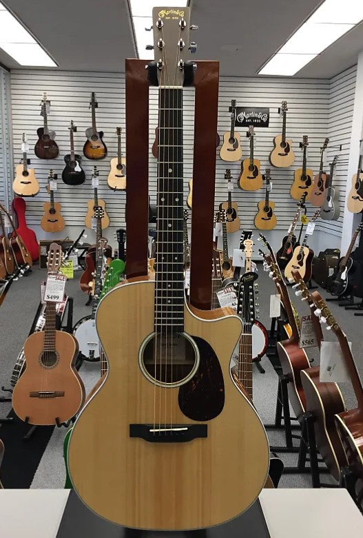 Martin GPC-13E Road Series Acoustic Electric Guitar 2019