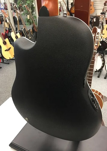 Ovation Celebrity Standard Exotic Koa Dark Burst