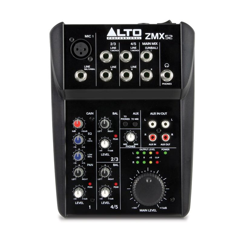 Alto Professional ZMX862 Mixer