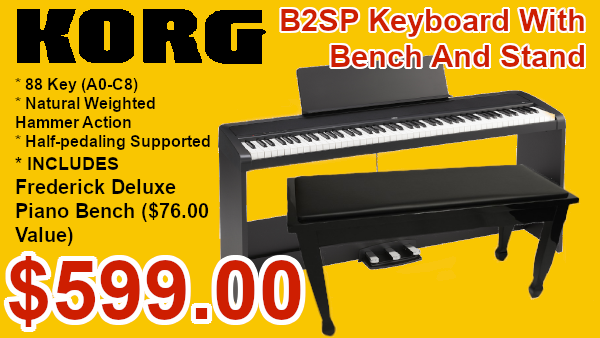 Korg B2SP on sale
