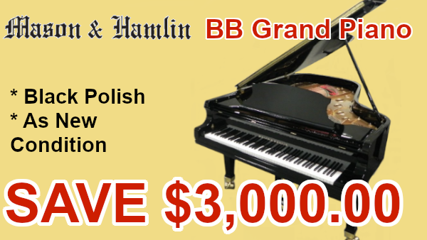 Mason and hamlin BB Grand on sale
