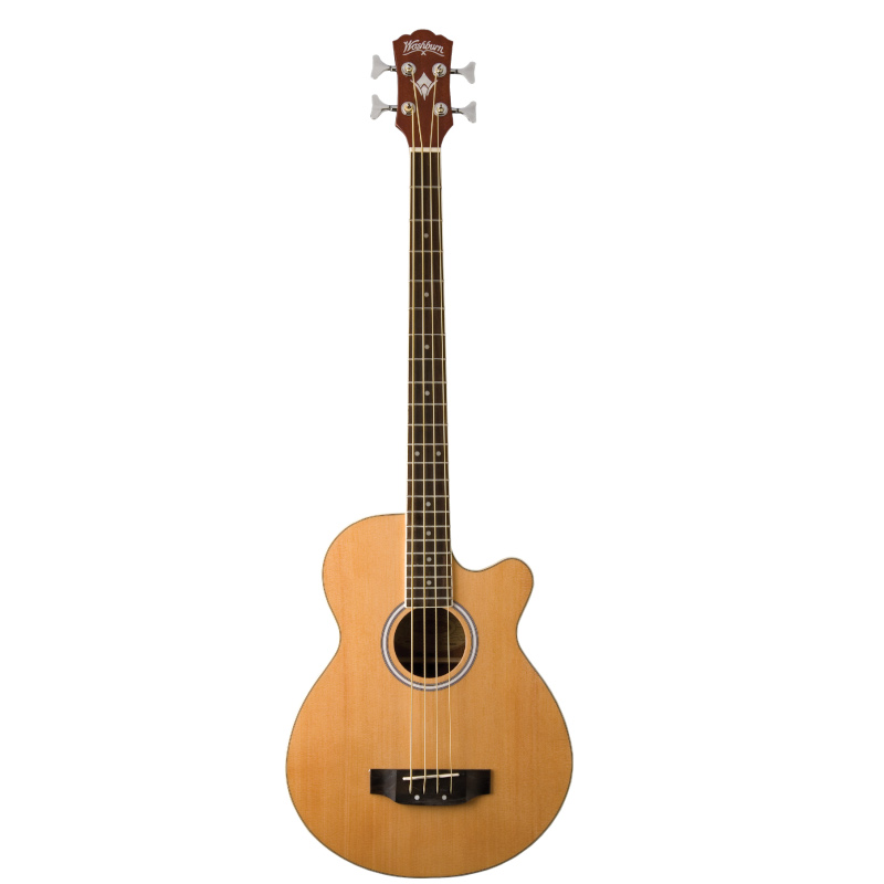 Washburn AB5K-A Acoustic Bass Guitar