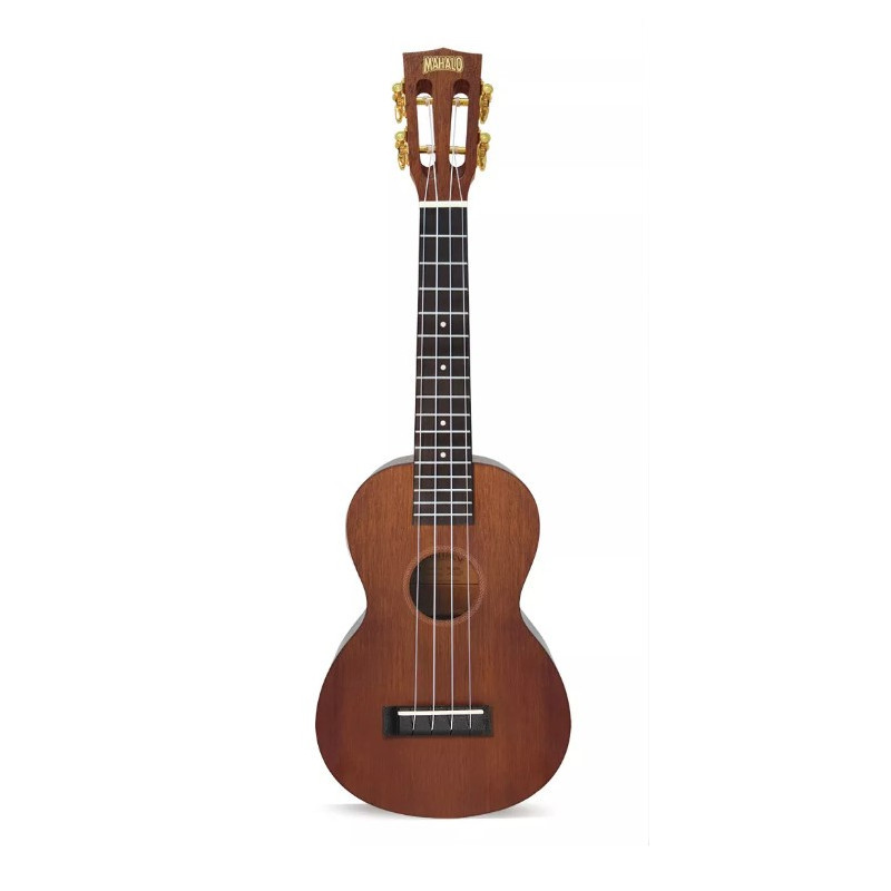 Mahalo Java Series Concert Ukulele - Vintage Natural