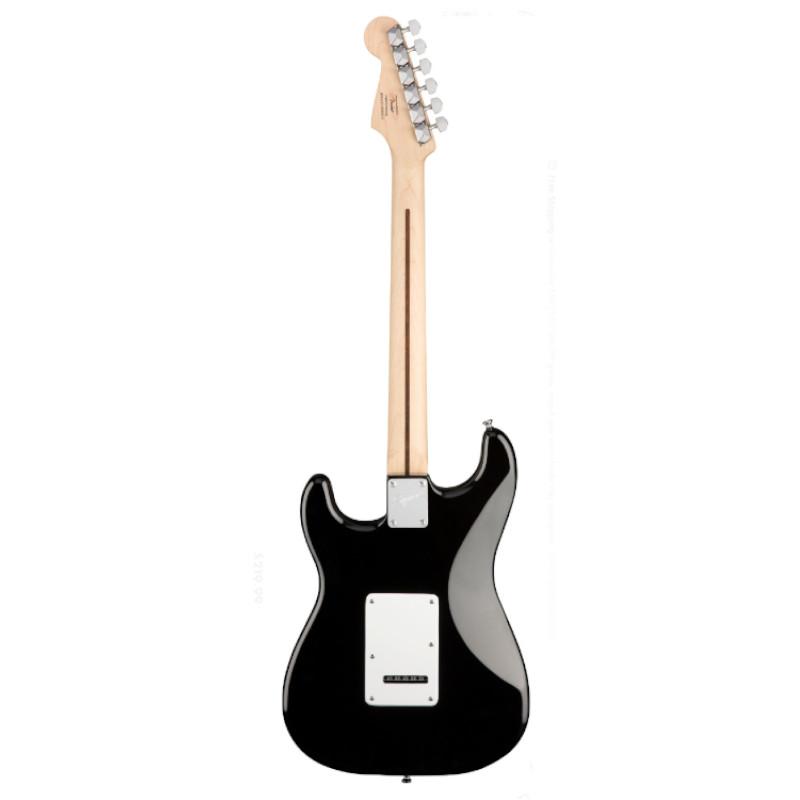 Squier Stratocaster SSS Pack - Black