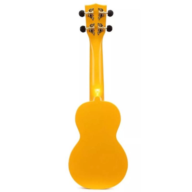 Mahalo U-Smile Series Soprano Ukulele - Yellow