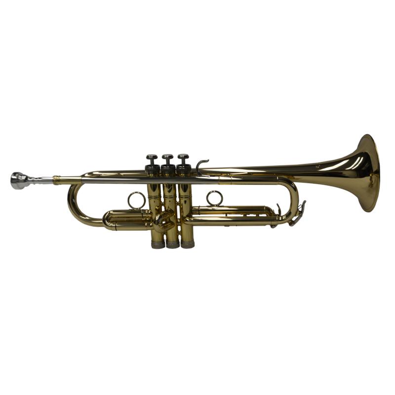 Schiller CenterTone Trumpet - Gold