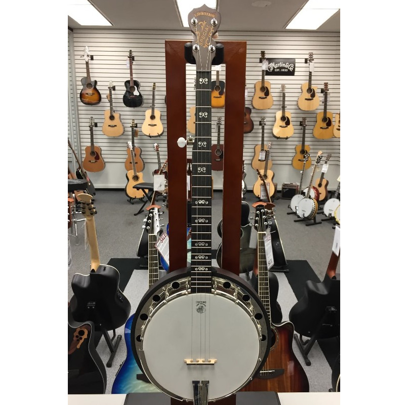 Deering Artisan Goodtime Resonator Banjo