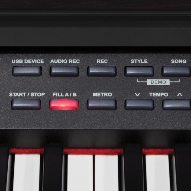 Medeli 460BK Upright Digital Piano