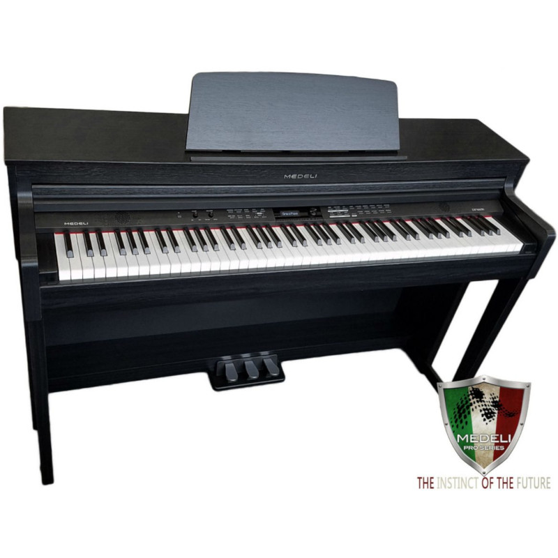 Medeli Digital Piano DP460K Black