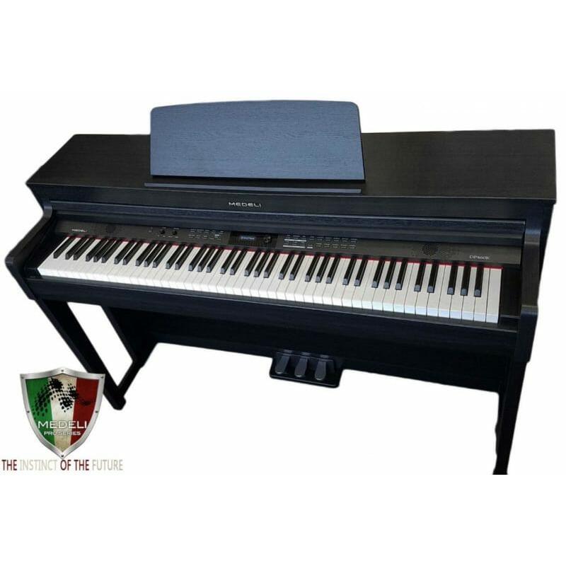 Medeli Digital Piano DP460K Black