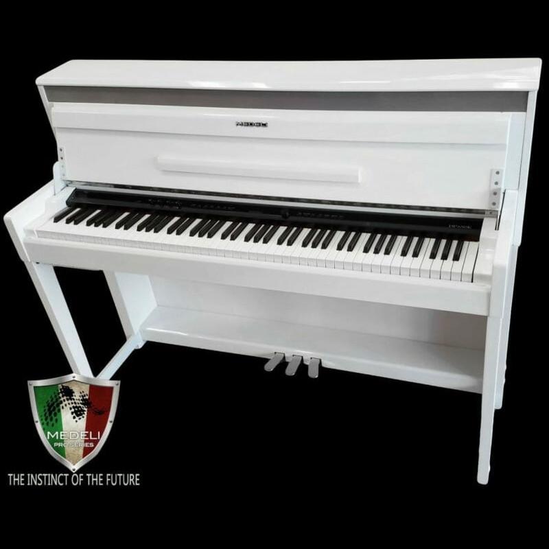 Medeli Digital Piano DP650K White Polish
