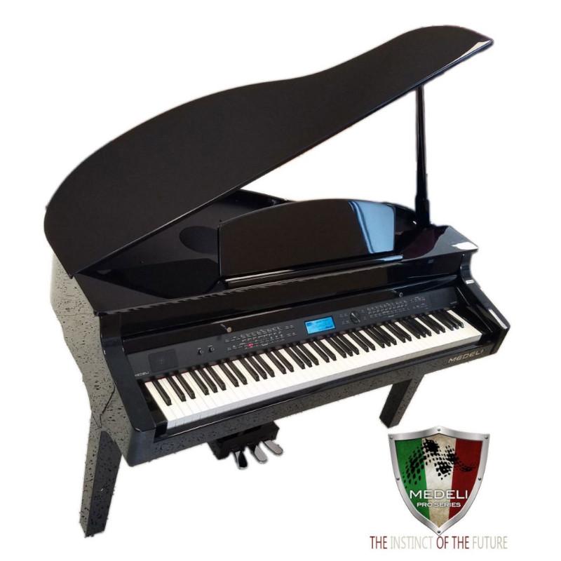 Medeli Digital Grand 510 Piano Black Polish