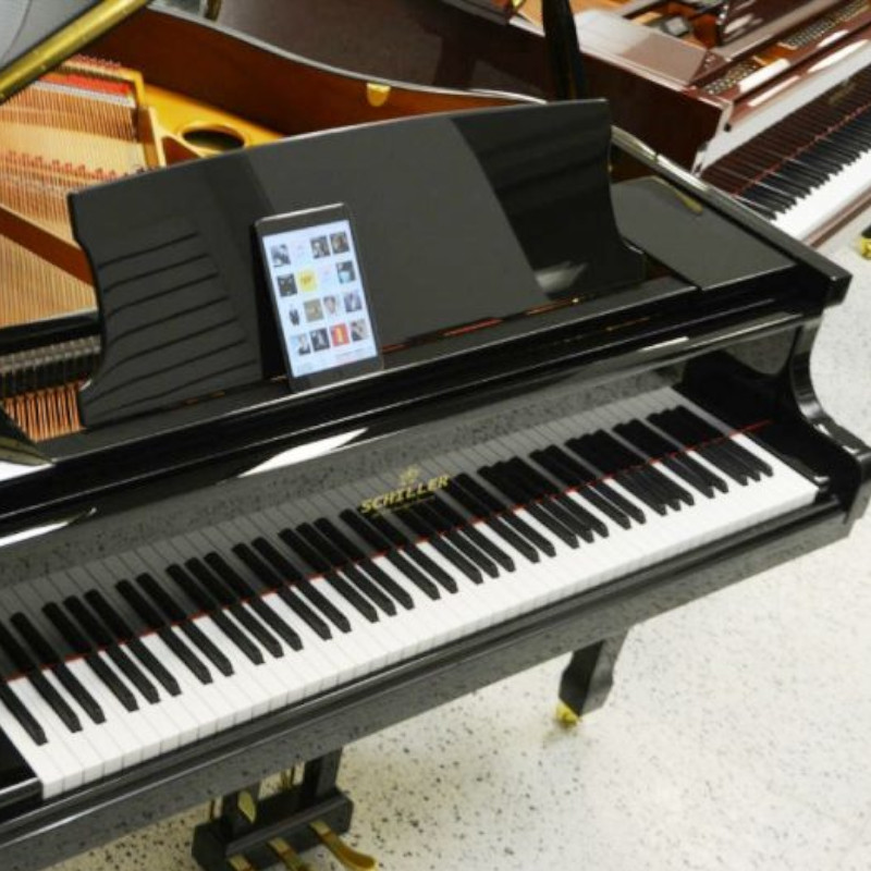 Schiller Grand w/IPAD Player