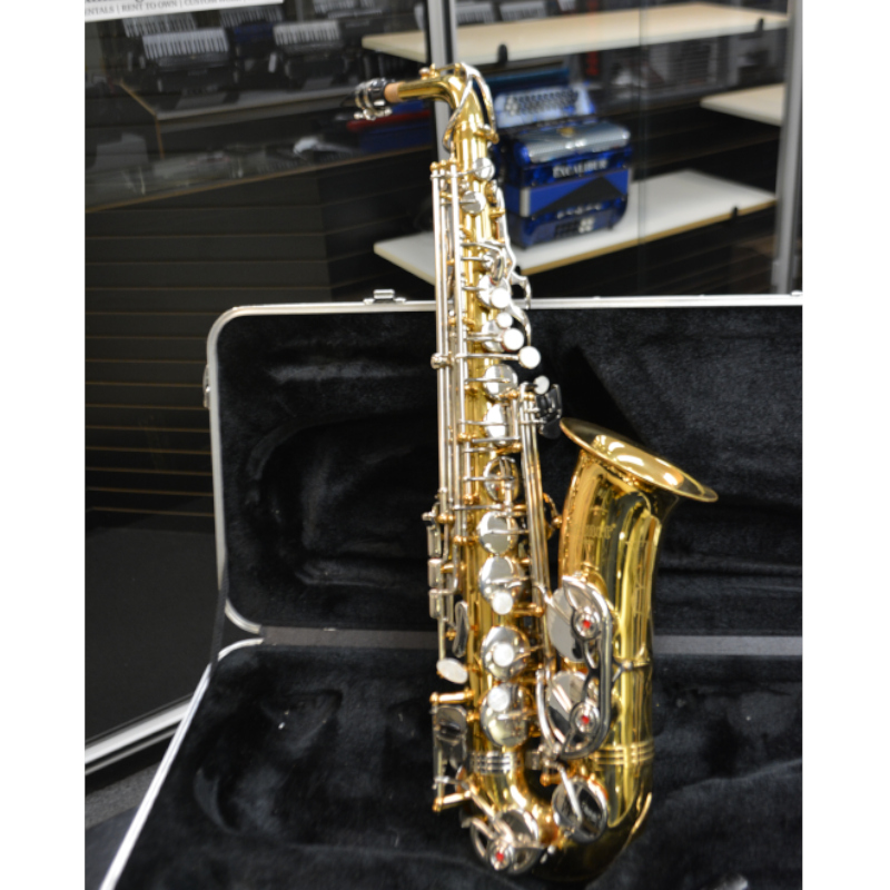 Selmer AS500 Alto Saxophone Semi-Pro Model