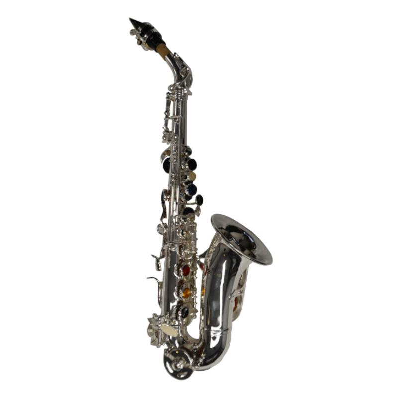 Schiller Kid Series Saxophone - Silver