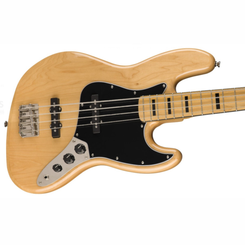 Squier Classic Vibe '70s Jazz Bass - Natural