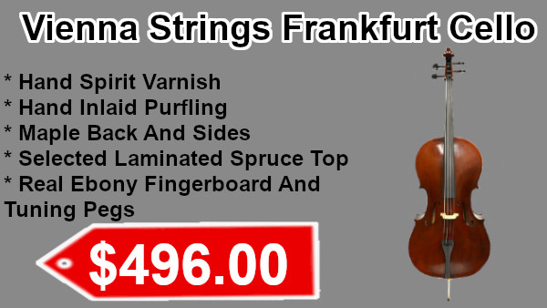 Vienna Strings Frankfurt Cello on sale