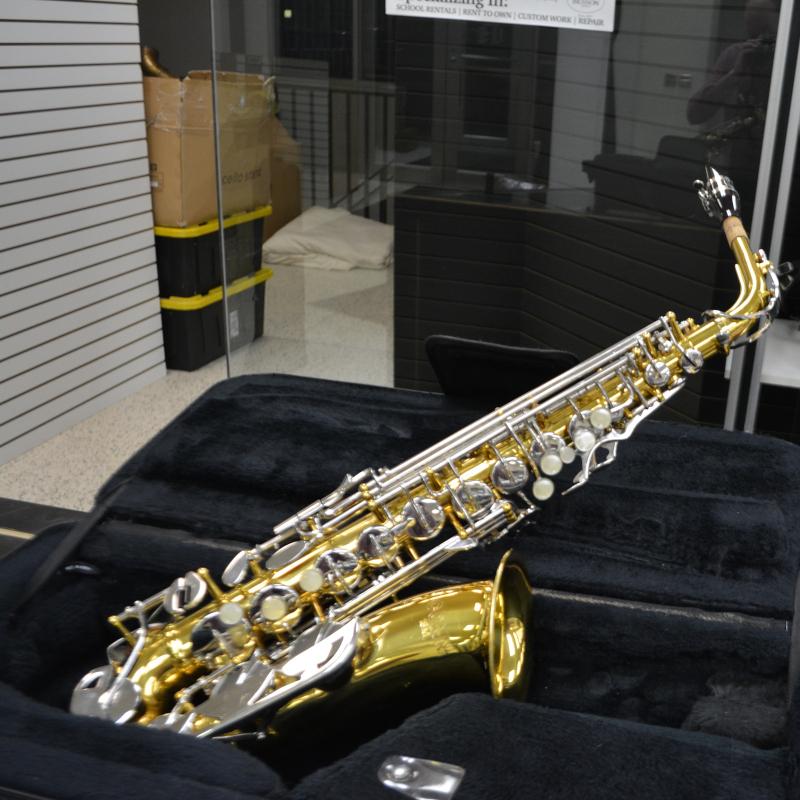 Conn 18M Alto Saxophone