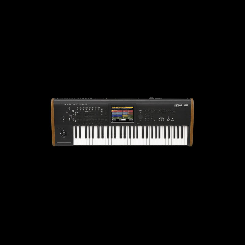 Korg Kronos 61 Key Keyboard