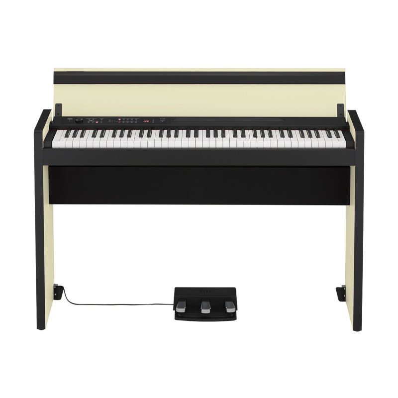 Korg LP-380 73 Key Digital Piano - Cream/Black