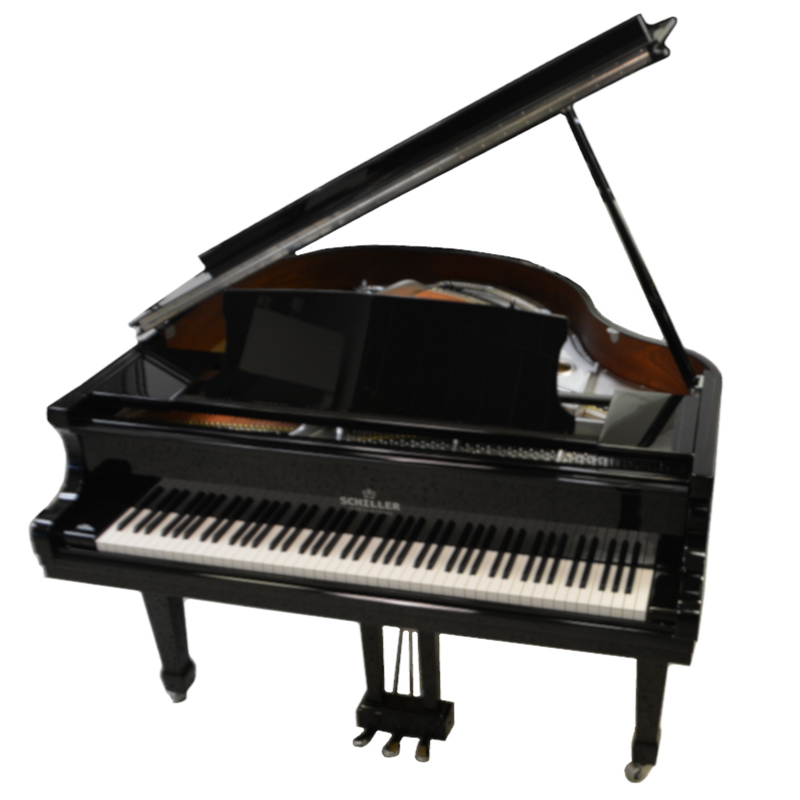 Schiller Berlin Grand Piano Electra Silver Edition