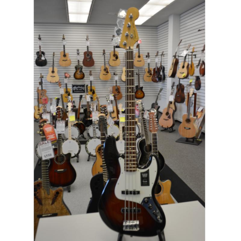 Fender Player Jazz Bass - 3 Color Sunburst
