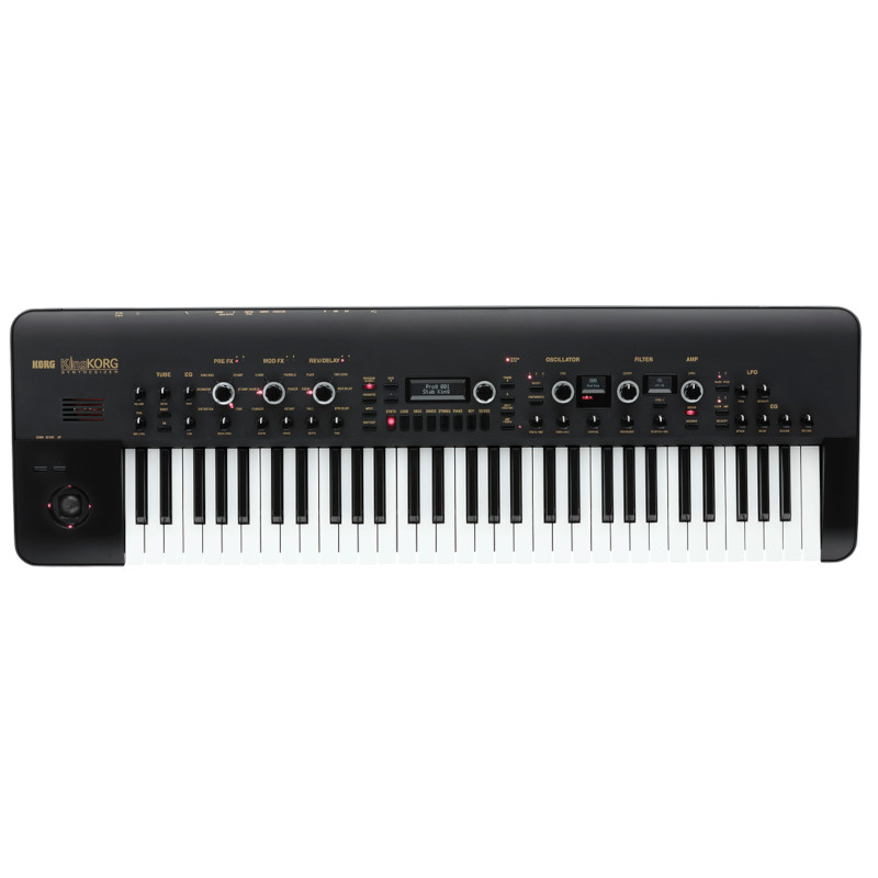 Korg KingKORG Synthesizer - Black