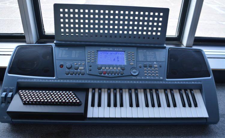 Orla KX10 Accordion Keyboard