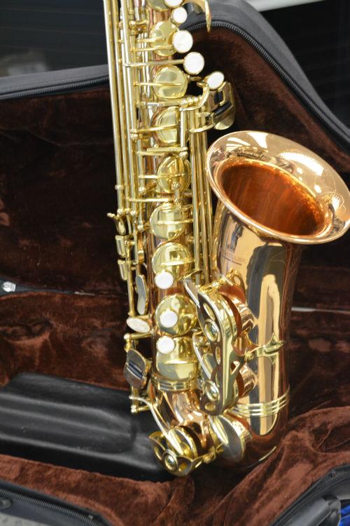 Schiller American Heritage Pro Alto Saxophone