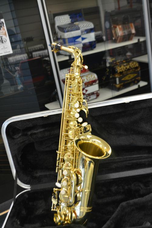 Schiller Elite IV Alto Saxophonoe