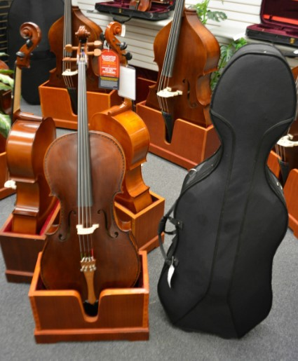 Vienna Strings Hamburg Handcraft Cello 4/4 Size