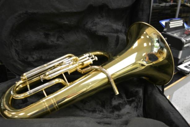 Schiller 300 Euphonium 3 Valve Euphonium
