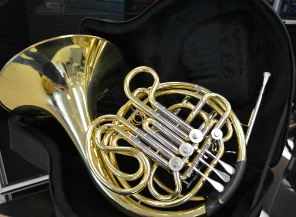 Schiller American Heritage Double French Horn