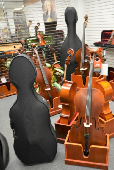 Vienna Strings Frankfurt Cello Spruce Top