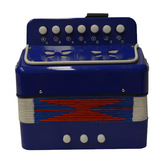 Premier Youth Series Button Accordion - Blue