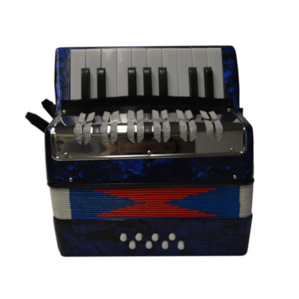 Premier Youth Series Piano Accordion - Dark Blue