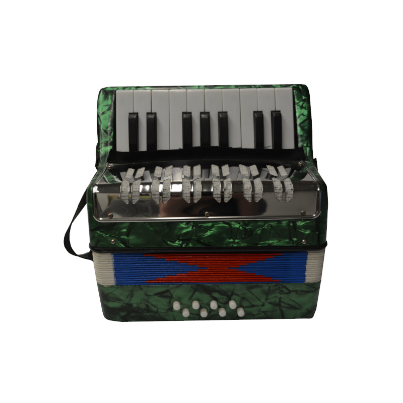 Premier Youth Series Piano Accordion - Green