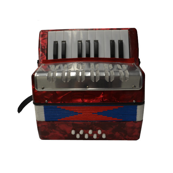 Premier Youth Series Piano Accordion - Red