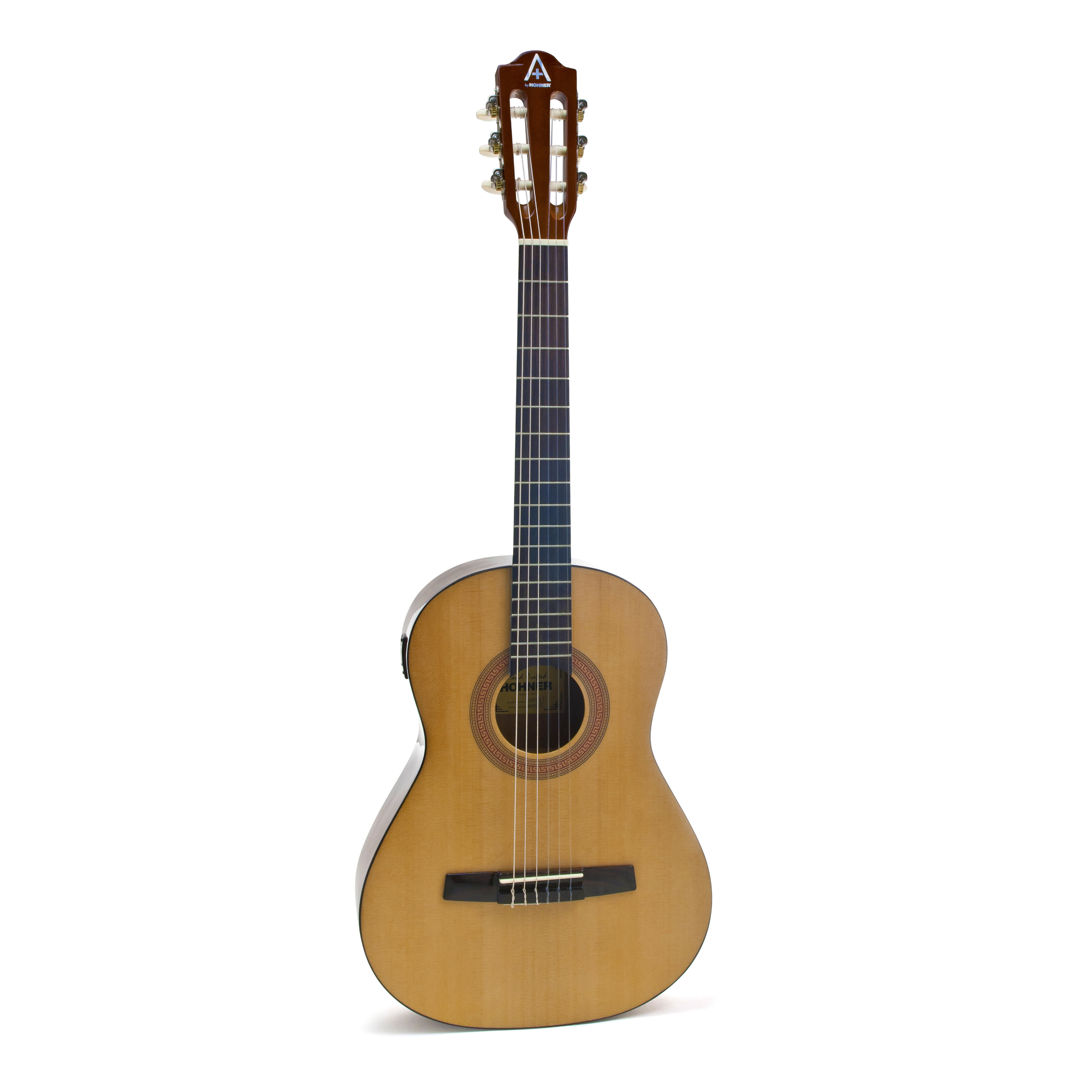 Hohner AC03T 3/4 Size Nylon Acoustic w/ Tuner A+ Student Guitar